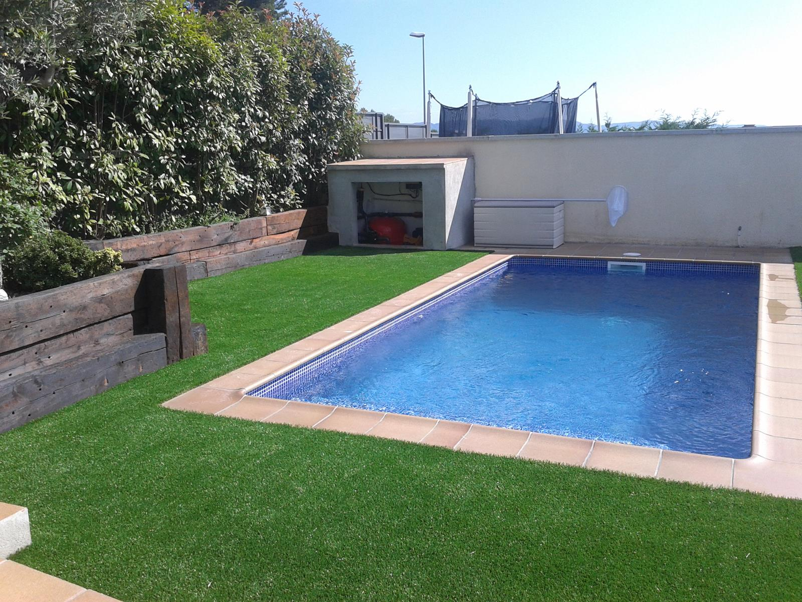 Piscinas cp projectes for Piscinas sabadell
